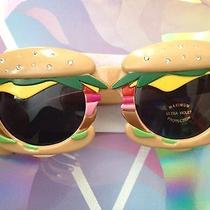 Katy Perry Junk Food Burger Hamburger Sunglasses Prism Collection New Rare2find Photo