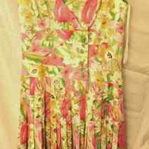 Kay Unger Silk Dress Mother of Bride Nwot Photo