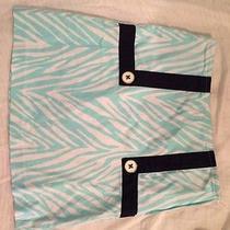 Kc Parker Childrens' Blue Skirt Size 12 Photo