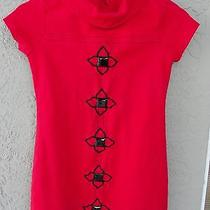 Kc Parker Girl's Red Dress Size 10 Photo
