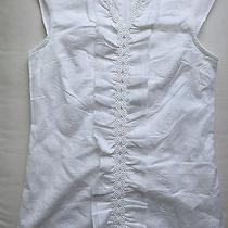 Kc Parker Girls White Dress Size 10 Photo