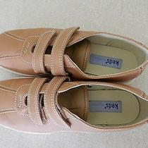 Keds 2 Strap Women Sneaker Camel Color Size 6.5m Photo