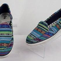 Keds 8 Medium Women's Multi-Color Flats Excellent Used  Photo