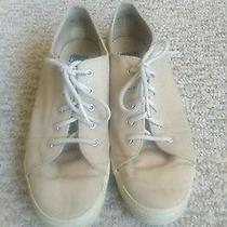 Keds Beige Canvas Sneakers Photo