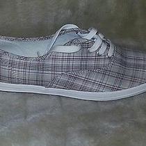 Keds Beige Plaid Original Sneakers  Photo