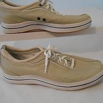 Keds  Beige  Tennis  Shoes  6 Photo