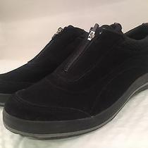 Keds Black Athletic Women's Shoes Size 7.5 Photo