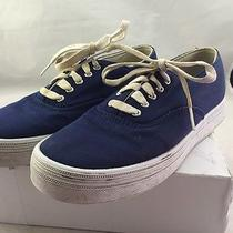Keds Blue Originals Women's Sneakers (Size 6) Photo