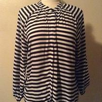 Keds  Blue Stripped Blouse Photo