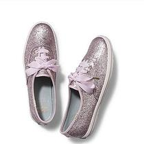 Keds Blush Pink Glitter Sneakers-Size 11 Bnib Photo