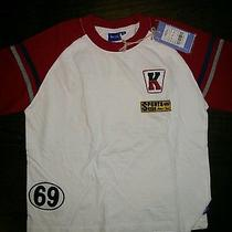 Keds Boys Polo Shirt Size 8 Photo