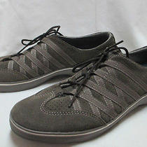 Keds Brown Leather Athletic Walking Running Biking Shoes-Sz 9.5 Photo