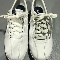 Keds Casual Sneakers Women Size 10 Walking Shoes - White Photo