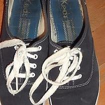 Keds Champion 9.5 S Fit Like 9 Medium Navy in Nice Condition Tennis Shoes Oxford Photo