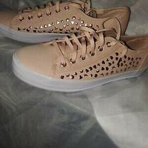 Keds Classic Sneaker Canvas Shoes Pink  Dream Foam Womens Size 10 - Moons/stars Photo