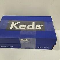 Keds Double Decker Denim Stripe Women's Size 5 Photo