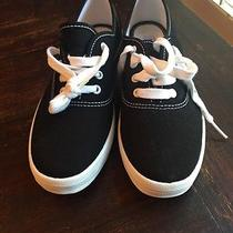 Keds in Black Sz. 6 Vintage but Unused Like New Condition. ) Photo