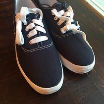 Keds in Navy Sz. 6 Vintage but Unused Like New Condition. ) Photo