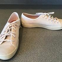 Keds Kickstart Suede Petal Pink Sneaker- Size 8 Photo