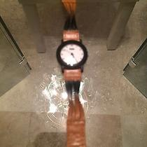 Keds Leather Watch Photo