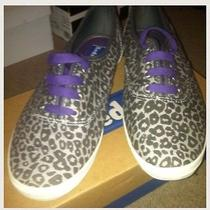 Keds Leopard Print Gray Photo