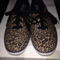Keds Leopard Size 8 Photo