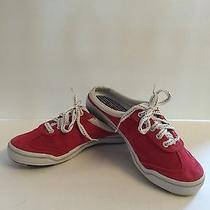 Keds Mules Red 7 Photo