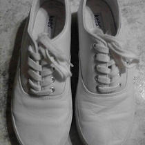 Keds Originals Women  Sneaker Oxfords Size 6.5 Euro 37 White Photo