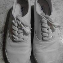 Keds Originals Women  Sneaker Oxfords Size 6.5 Euro 37 White Photo