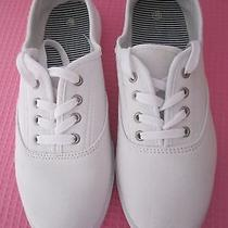 Keds Other White Canvas Oxfords 11 Wide Guc Lots More in My Listings   Photo