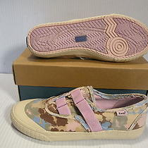 Keds Rave D Ring Lilac Low Men Size 4 / Women Size 5.5 Shoes Camo Jf18077 New Photo