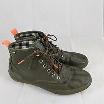 Keds Scout Waterproof Boot Splash Olive Green Women's Size 8.5 Wf57263m Photo