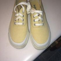 Keds Sports Shoes in Yellow Sneakers Photo