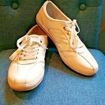 Keds White Ortholite Sneakers - Sz 9 - Model Wh54829w Photo