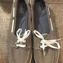 Keds Women's  Shoes Sneakers Gray Size 8.5 Ortholite Photo