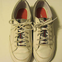 Keds Women's Sneakers Tennis Shoes White Size 10 Medium Vguc Photo