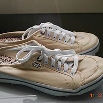 Keds Women Sneakers Tan Size 8 Photo