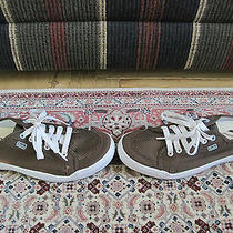 Keds Womens Athletic Casual Shoes-Brown-Size 7.5-Nice Shoes Photo