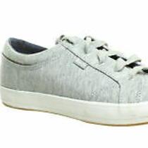 Keds Womens Light Grey Fashion Sneaker Size 9.5 (1249213) Photo