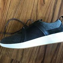 Keds Womens Studio Flair Black Gray Running Shoes Sneakers Size 8 Photo