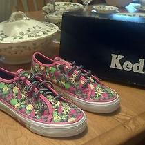 Keds Youth Girls Size 4  Youth  Shoes Sneakers Bnib Photo