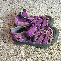 Keen Girls Purple Water Sandal Size 13 Ked Photo