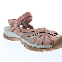 Keen Rose Sandal S1022966 Womens Pink Canvas Strap Sport Sandals Shoes 7 Photo