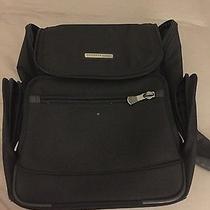 Kenneth Cole Black Laptop Backpack Photo