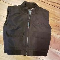 Kenneth Cole Brand Boys Size 12 Month Vest (Brown) Photo