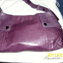 Kenneth Cole Handbag Leather Photo
