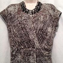 Kenneth Cole New York Work Dress Size M Bust 34