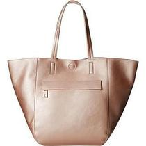 Kenneth Cole Reaction Bare Essentials Metallic Tote - Metallic Blush Photo