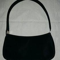 Kenneth Cole Reaction Black Microfiber Shoulder Bag  Photo