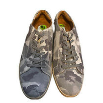 Kenneth Cole Reaction Men's Camouflage Sneaker Shoes Size 9.5 Photo